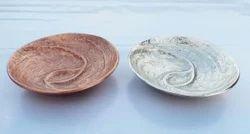 Aluminum Chip & Dip Bowl