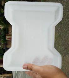 I Shape Plastic Paver Mould