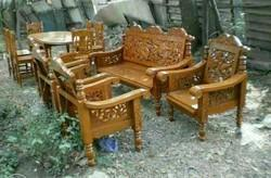 Awesome Burma Teak Wood Carving Sofa Dailytribune Chair Design For Home Dailytribuneorg
