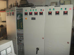 Direct Current Drive Panel