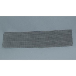 Square Mesh Silver SS Jali, Thickness: 0.32mm-0.38mm, Size: 2-5 Foot