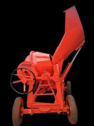 Hydraulic Concrete Mixer Machine