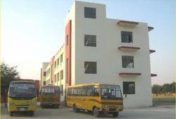 School Building Construction Work