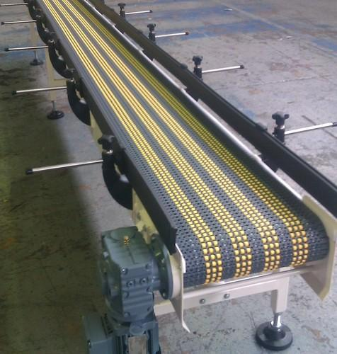 Roller Conveyors Roller Belt Conveyor Manufacturer From