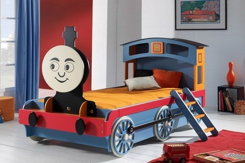 Wooden Train Engine Bunk Bed For Kids Rs 23000 Unit Aan