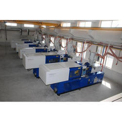 Plastic Injection Moulding Plant Set Up