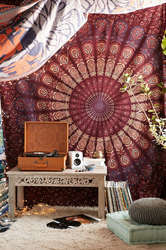 Indian Mandala Tapestries Large Hippie Bohemian Wall Hanging