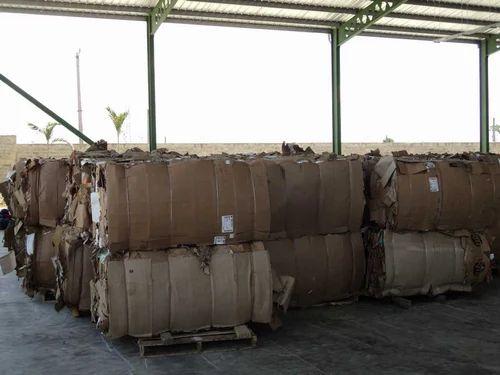 Kraft Paper Waste Scrap/ Occ Waste Paper
