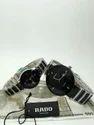 Silver Black Watch