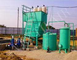 Kitchen Waste Water Treatment Plant