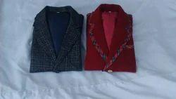 Wool Uniform Tude Blazer