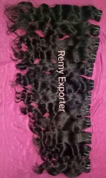 Virgin Indian Hair Machine Weft