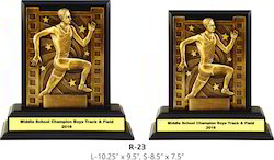 Resin Athlete Trophy