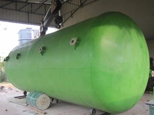 Fibreglass Storage Tanks