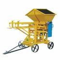 Cosmos Weigh Batcher Concrete Mixer, Length: 2000 Mm