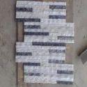 White Black Mosaic Tile