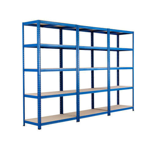 Heavy Duty Slotted Angle Rack at Rs 2500/piece | Sanganoor | Coimbatore| ID: 12935680430