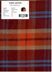 Yarn Dyed Check Flannel Fabrics FM000165