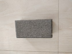 Grey Rectangle Concrete Paver Block, Thickness: 80 Mm, Shape: Rectangular