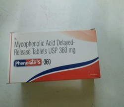 Mycophenolic Acid Delayed Release Tablets USP