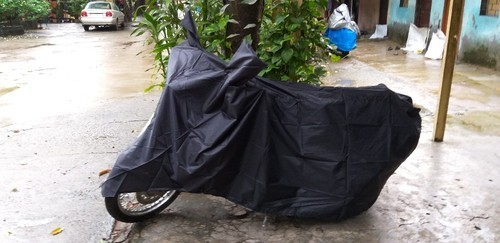 Black Royal Enfield Bike Body Covers