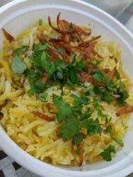 Smoked Chicken Mughlai Biryani
