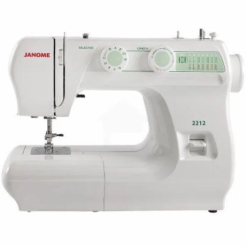 Semi Automatic Sewing Machine At Rs 40 Unit Sewing Machines Magnificent Automatic Sewing Machine