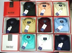 Multicolor Male Box Pack Shirt for Men