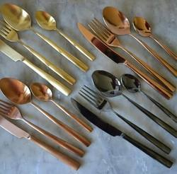Coated Cutlery Sets
