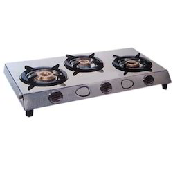 e63b2ffe7 Three Burner Stainless Steel Gas Stove