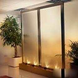 Glass Water Screen Fountain At Best Price In India