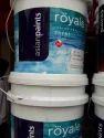 Asian Royale Luxury Emulsion Shyne Paint, Packaging Type: Bucket