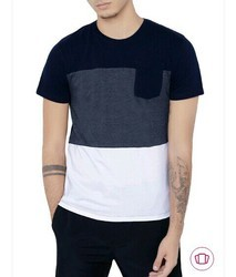 Mix Hosiery And Cotton Half Imported T Shirts