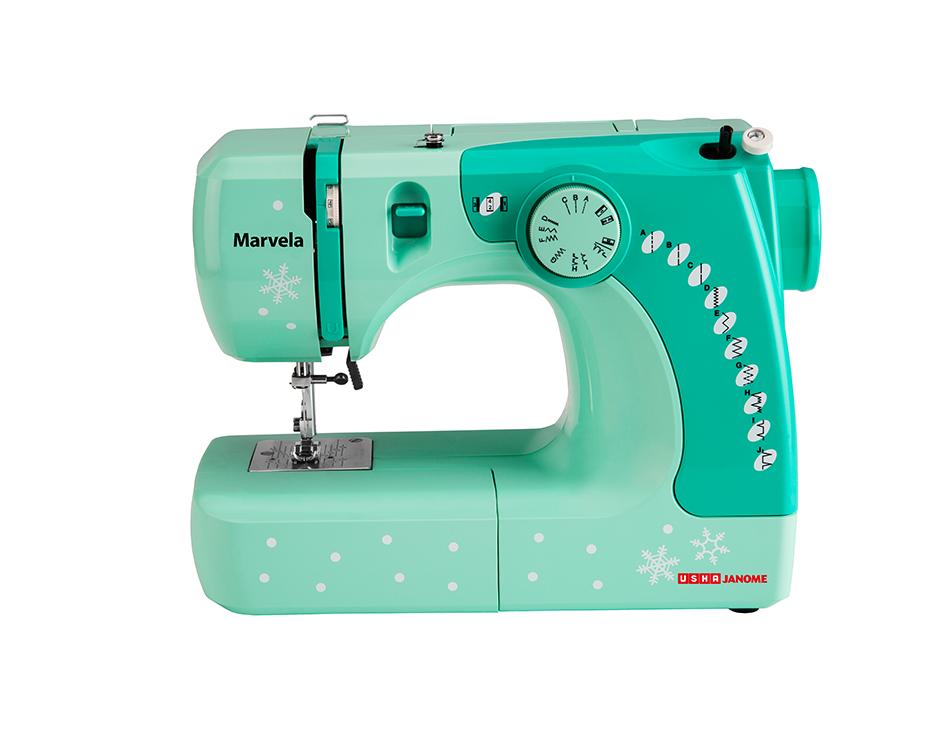 Usha Marvela 40 Stitch Automatic Home Sewing Machine Find Prices Impressive Usha Sewing Machine Showroom In Kolkata