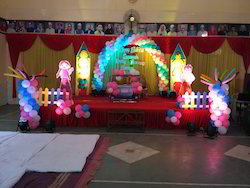 Chhota Bheem Theme And All Themes Stage Decoration Services