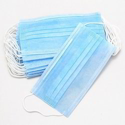 Non Woven Pleated Face Mask