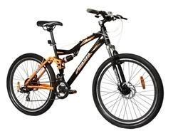 Hercules Roadeo Male Bicycle Matte Black