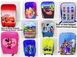Dolls and Sudes Mini Bag Pack