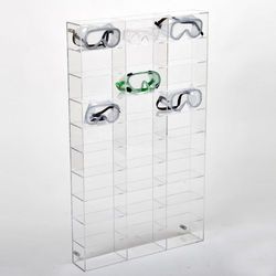 Safety Goggles Wall Unit