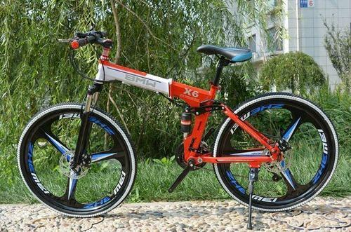 a9f12d76bbc Folding Bicycle 26 Inches 21 Speed, Size: 27.5, Rs 18000 /piece | ID ...