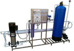 Water Treatment Bottling Plants