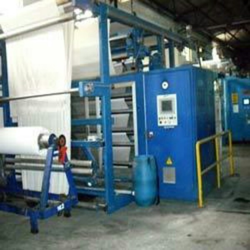 Textiles Finishing Machine