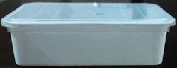 250 Gram Plastic Sweet Box