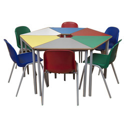 Primary Class Table with Chairs