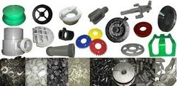 HDPE,MS Plastic Moulded Components