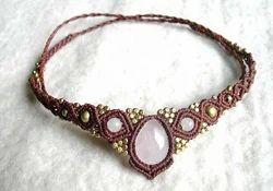 Designer Markama Chop Necklace