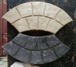 srh Outdoor Arch Paver Block, Thickness: 40 Mm, Size: 60 Mm