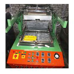 Silver Coated Dona Plate Machine