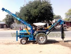 Agricultural Post Hole Digger