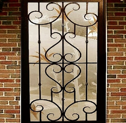 Metal Window Grill